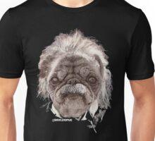 PUGBERT EINSTEIN Unisex T-Shirt