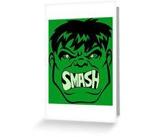 Got Smash?  Greeting Card