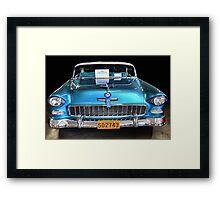 A Blue Ribbon Winner Framed Print