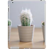 Three Cacti iPad Case/Skin