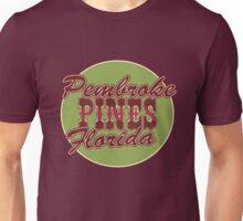 Pembroke pines florida  Unisex T-Shirt