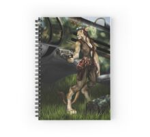 Rise to Glory Spiral Notebook