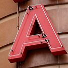 Letter A by Stephen Mitchell