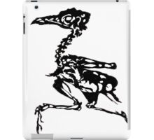 Archeopteryx chick iPad Case/Skin