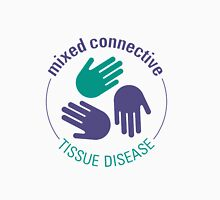 Official Mixed Connective Tissue Disease Logo Unisex T-Shirt