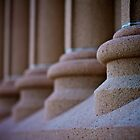 Sandstone column by juliannakoh
