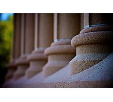 Sandstone column Photographic Print