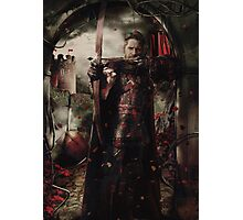 Camelot Set - Robin Photographic Print
