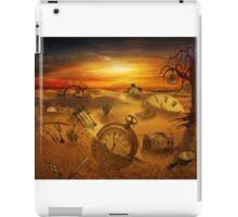 Lost time iPad Case/Skin