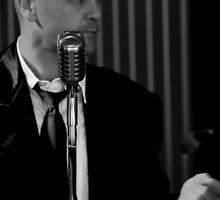 Mr. Crooner by Natalie Ord