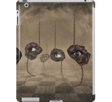 riveted gaze iPad Case/Skin