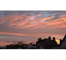 Sunrise 05/10/10 Photographic Print
