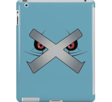 Metagross Face iPad Case/Skin