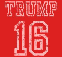 Trump for President 2016 One Piece - Short Sleeve