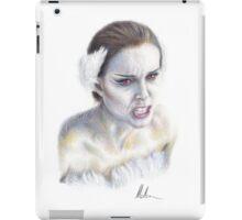 Natalie Portman as Nina Sayers / The Black Swan iPad Case/Skin