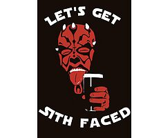 let's Get Sith Faced by MorenoSteve
