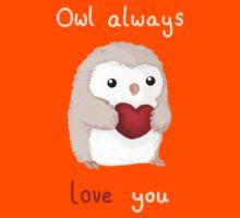 Owl Always Love You Kids Tee