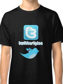 Twitterigine [-0-] Classic T-Shirt