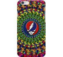 Grateful Dead Backdrop iPhone Case/Skin