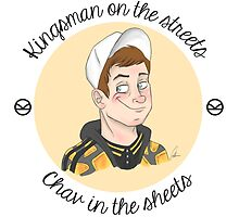 Kingsman on the Streets, Chav in the Sheets by AshleyMO