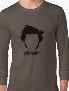 Guy Martin Silhouette Design Long Sleeve T-Shirt