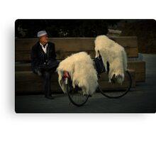 Mongolia ....... Canvas Print