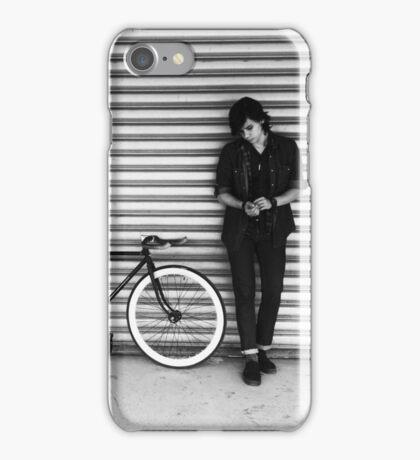 Stephan Krenn by iPhoneographer Matteo Genota iPhone Case/Skin