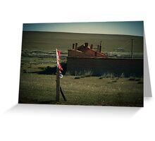Mongolia .............. Greeting Card