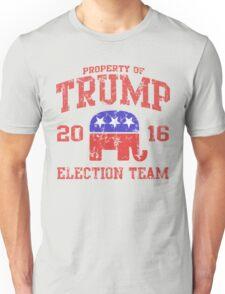 Trump Election Team 2016 Unisex T-Shirt