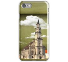 Hall packed in a box iPhone Case/Skin