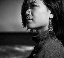 Portrait series 3 by dandelionart