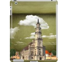 Hall packed in a box iPad Case/Skin