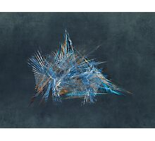 Freedom Fractal Abstract Art Photographic Print
