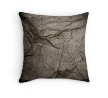 Tissue Paper Throw Pillow