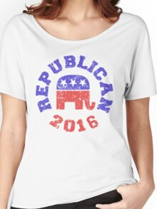 Republican 2016 Women's Relaxed Fit T-Shirt