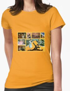 The Wizard of Oz Womens Fitted T-Shirt