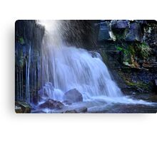 East Gill Force, Keld Canvas Print