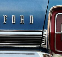The 1967 Ford Galaxie 500 by NorthernSnowdog