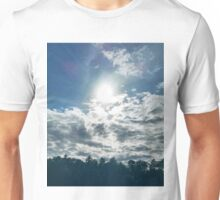 Rays in Boothbay Unisex T-Shirt