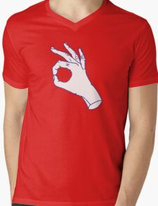 nice hands Mens V-Neck T-Shirt