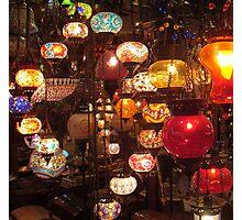 Arabic Lanterns Photographic Print