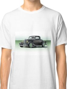 1934 Ford 'Fifties Style' Hot Rod Coupe Classic T-Shirt