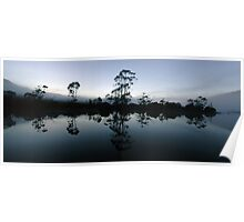 Early Morning Reflections mkII Poster