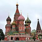 St Basil&#x27;s Cathedral by Braedene