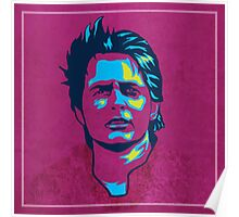 Marty McFly Pop Art Poster