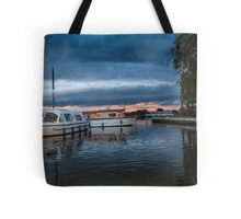 Tide Up For The Night Tote Bag