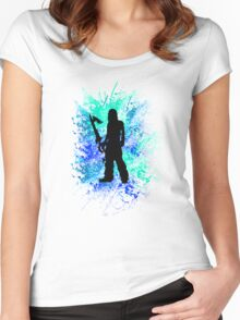 Heart of Darkness Women's Fitted Scoop T-Shirt