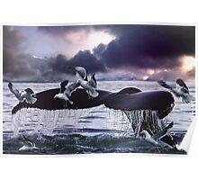 A Fluke of Nature Poster