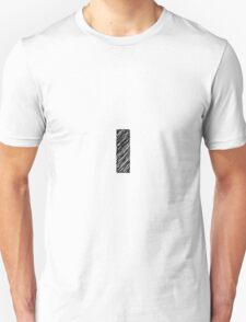 Sketchy Letter Series - Letter L (lowercase) T-Shirt