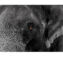 The Fiery Eye of Mae Boon Thong - Chiang Mai, Thailand Photographic Print